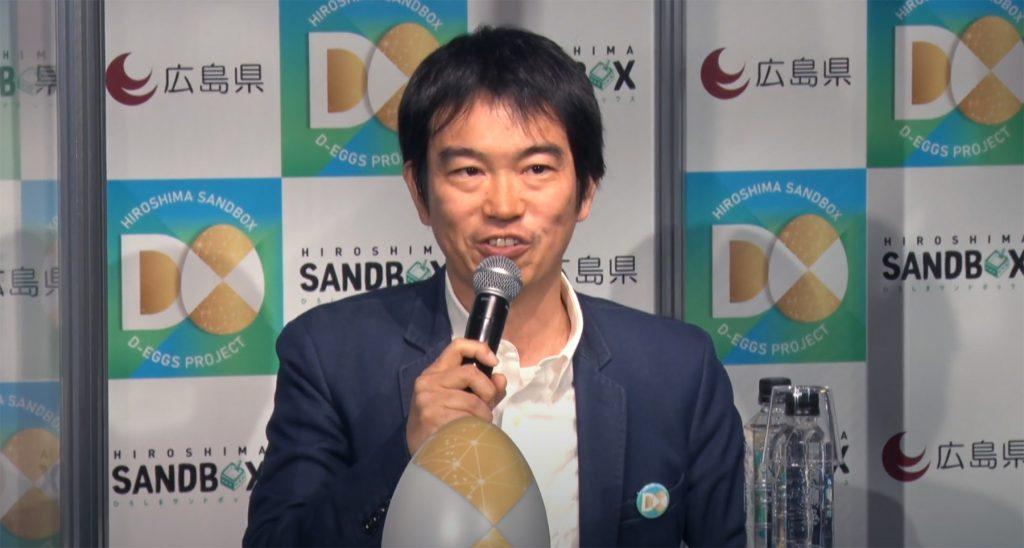 株式会社サムライインキュベート 榊原 健太郎