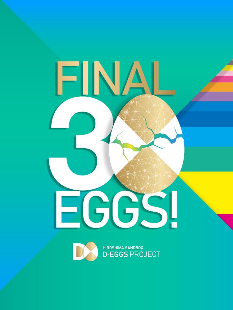 final 30 eggs
